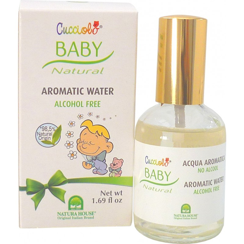 BABY NATURAL AROMATICKÁ VODA