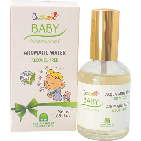 BABY NATURAL AROMATICKÁ VODA 50ml