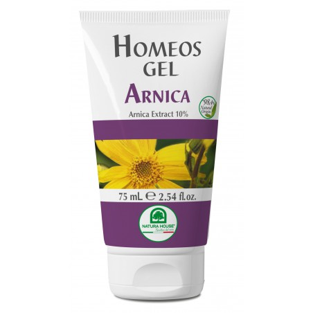 HOMEOS ARNICA GÉL 75 ml