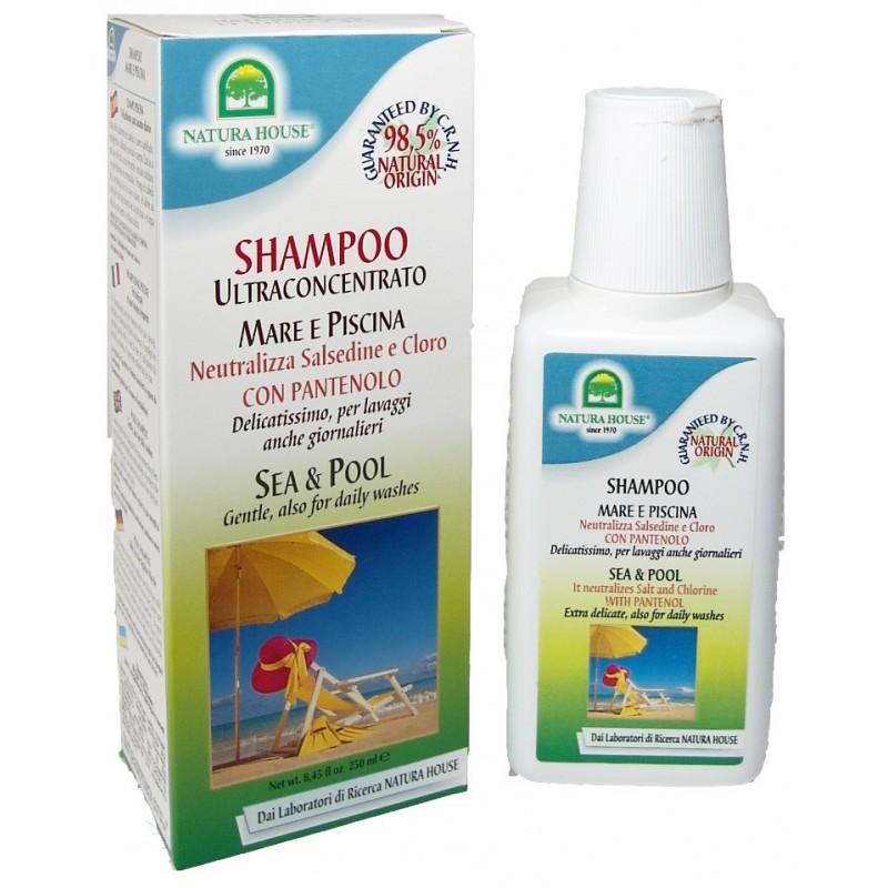 ŠAMPÓN SEA & POOL S PANTHENOLOM 250 ml