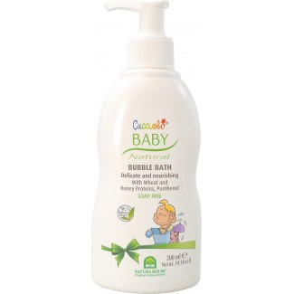 BABY NATURAL PENA DO KÚPEĽA 300ml