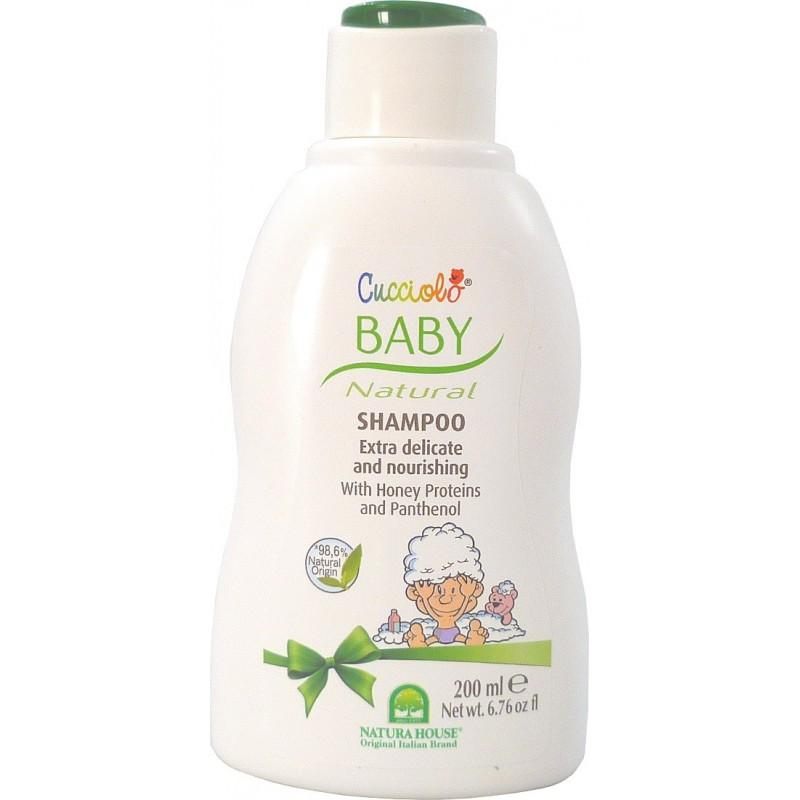 BABY NATURAL ŠAMPÓN