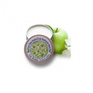 LIP BUTTER S ČISTÝM BAMBUCKÝM MASLOM - zelené jablko 15 ml